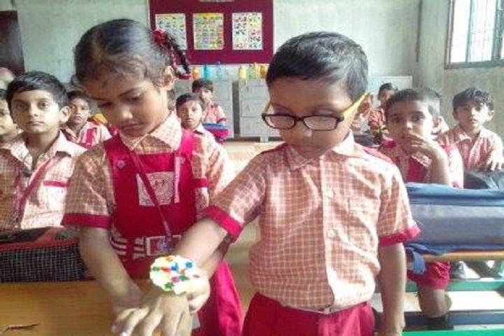 Bhagirath Public School-Classroom view