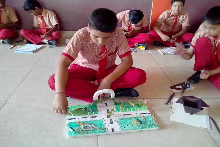 Bhagirath Public School-Others activity room