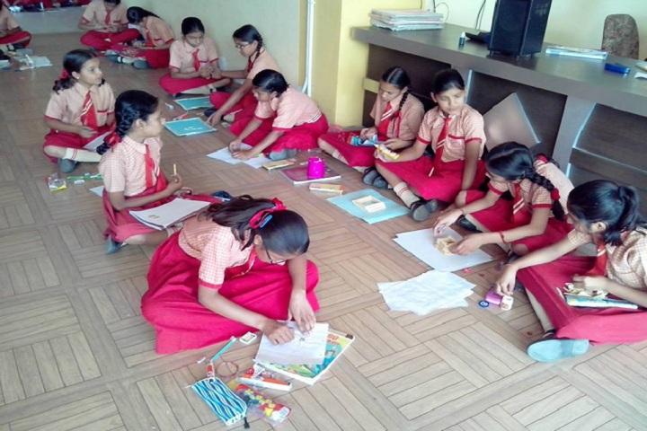 Bhagirath Public School-Others drawing