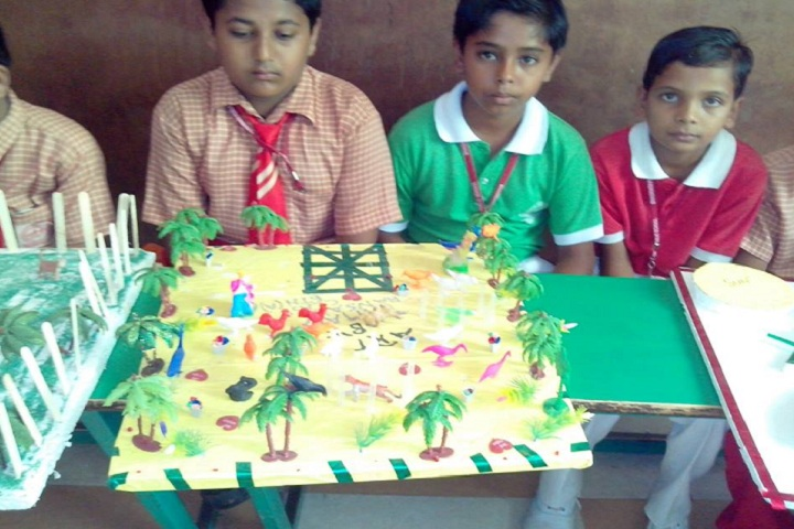 Bhagirath Public School-Others exhibition