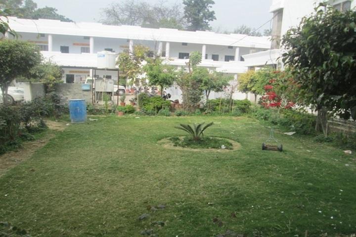 Bhagwan Parshuram Public School-Campus View front