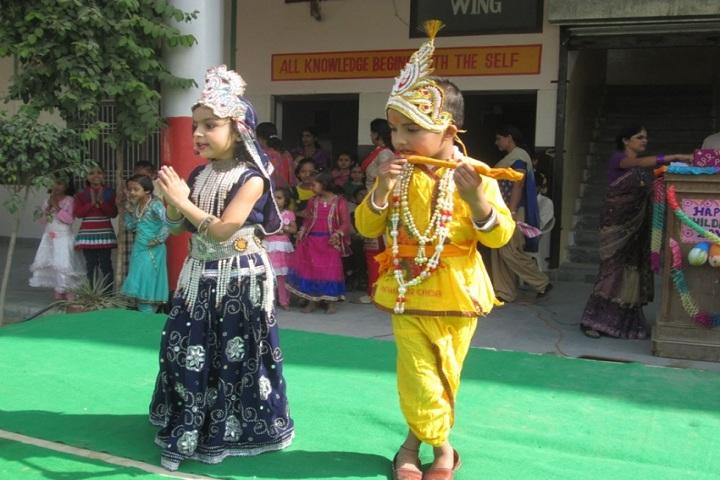 Bhagwan Parshuram Public School-Events celebration