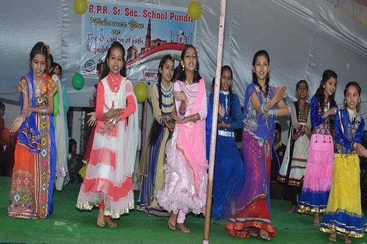 Bhagwan Parshuram Public School-Dance