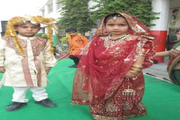 Bhagwan Parshuram Public School-Fancy dress