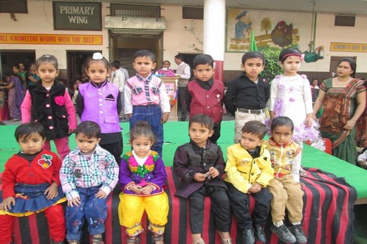 Bhagwan Parshuram Public School-Kids Play