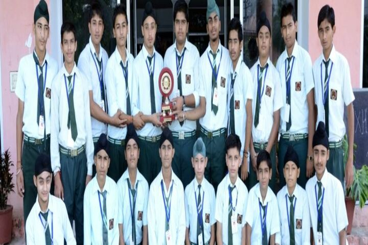 Bhagwan Parshuram Public School-Award