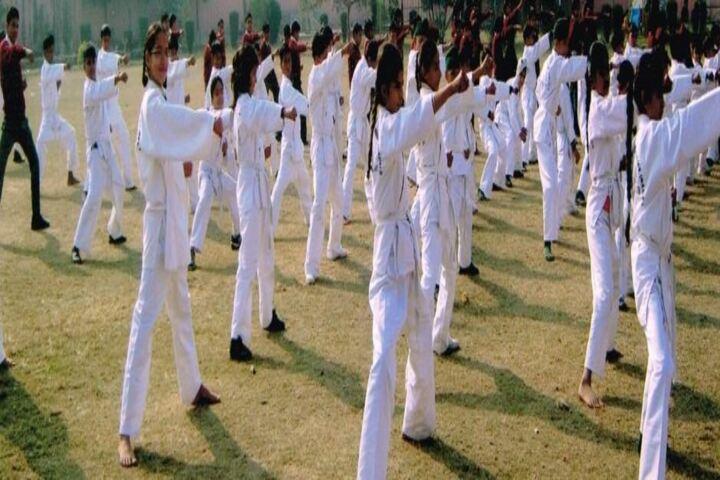 Bhagwan Parshuram Public School-Karate