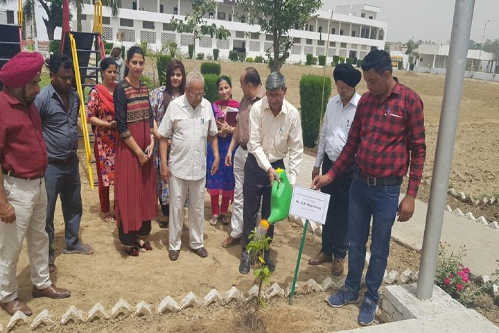 Bhagwan Parshuram Public School-Tree Plant