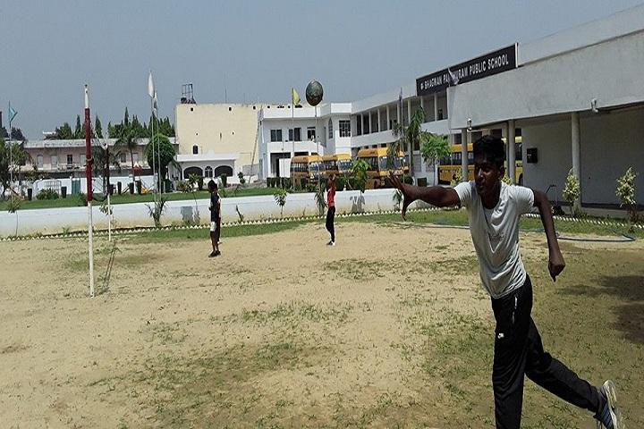 Bhagwan Parshuram Public School-Play Ground and Transport
