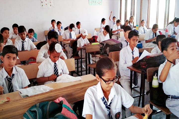 Bharat Public Senior Secondary School-Classroom