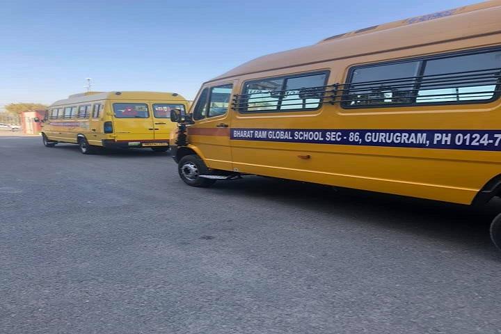 Bharat Ram Global School- Bus