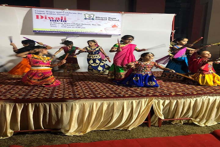 Bharat Ram Global School-Dances
