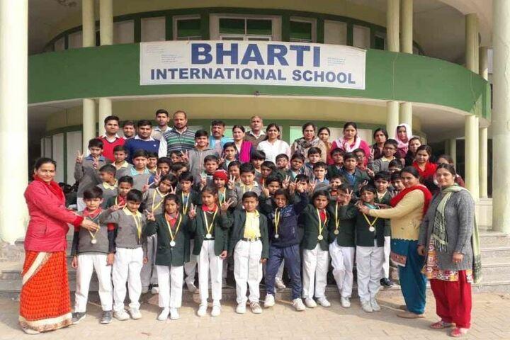 Bharti International School-Achievement