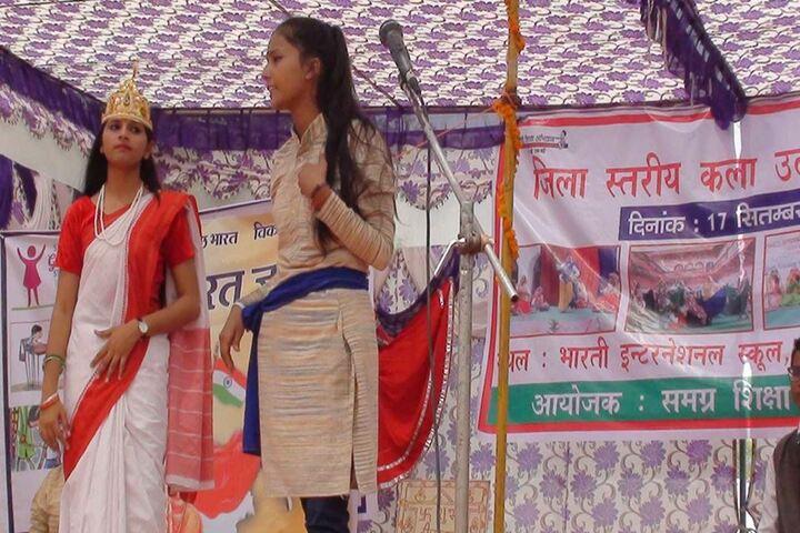 Bharti International School-Activity