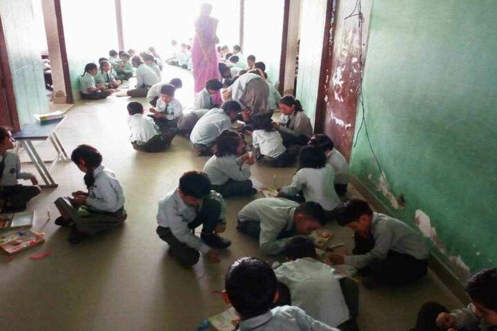 Bharti International School-Crafts