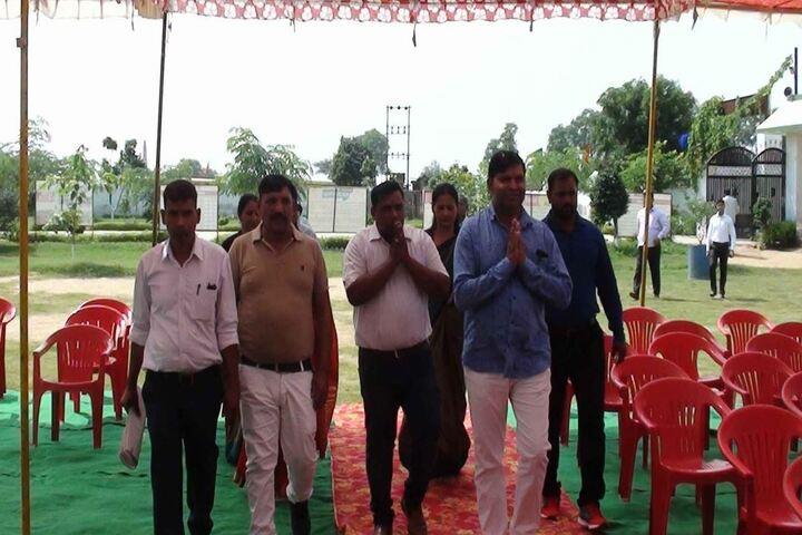 Bharti International School-Sports Event