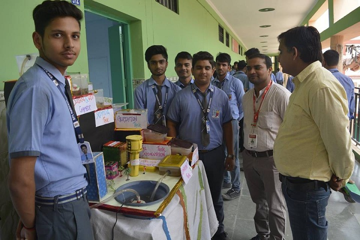 Bharti Public Senior Secondary School- Exhibition