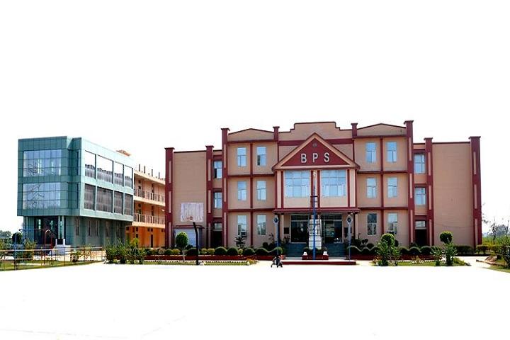 Bharti Public Senior Secondary School-Campus