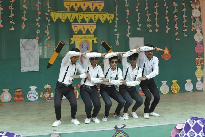 Bharti Public Senior Secondary School-Dance