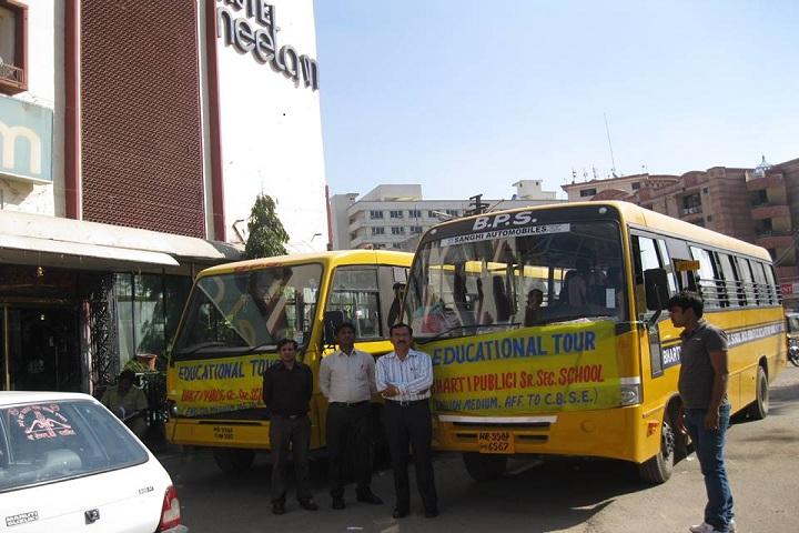Bharti Public Senior Secondary School-Transport