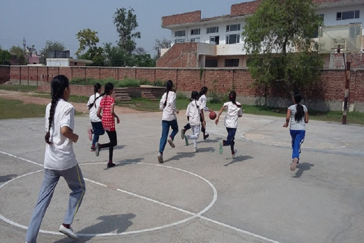 Bharatiya Public School- Play Area