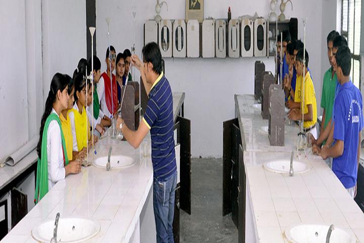Bhartiya Vidya Niketan Senior Secondary School-Chemistry Laboratory