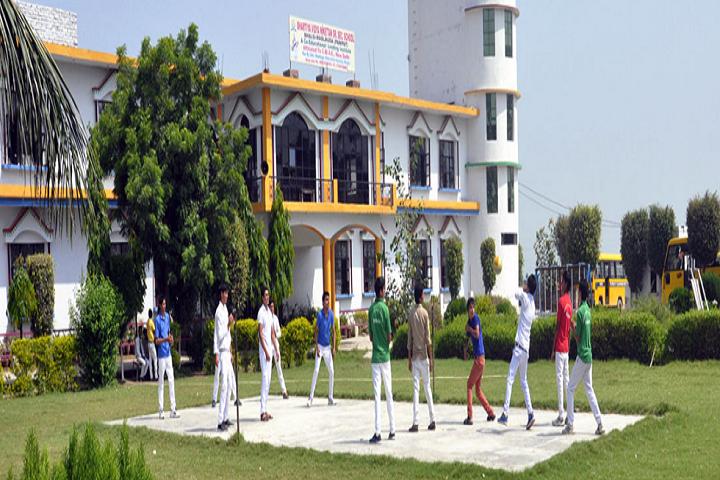 Bhartiya Vidya Niketan Senior Secondary School-Sports vollyball