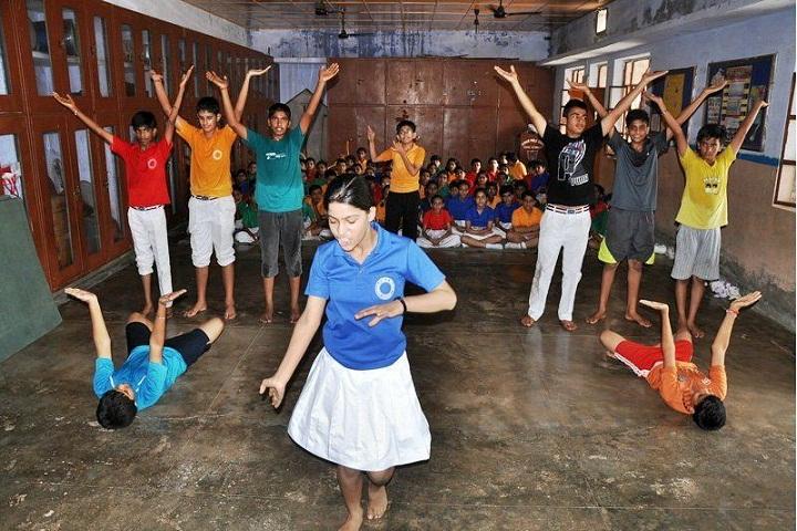 Bhiwani Public School- Dance