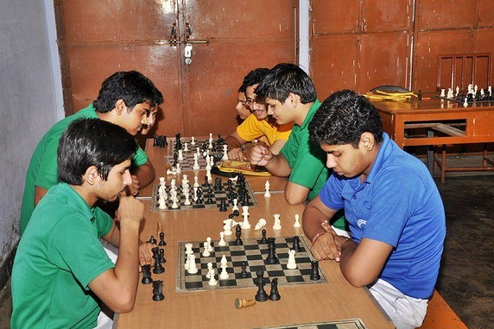 Bhiwani Public School-Chess