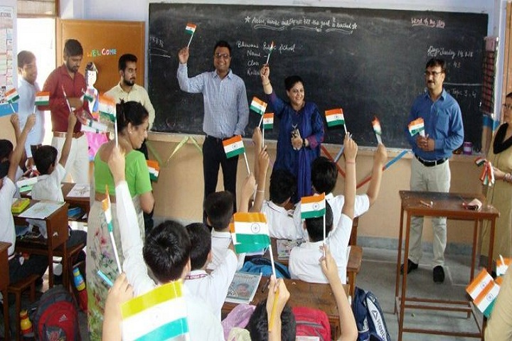 Bhiwani Public School-Independence Day