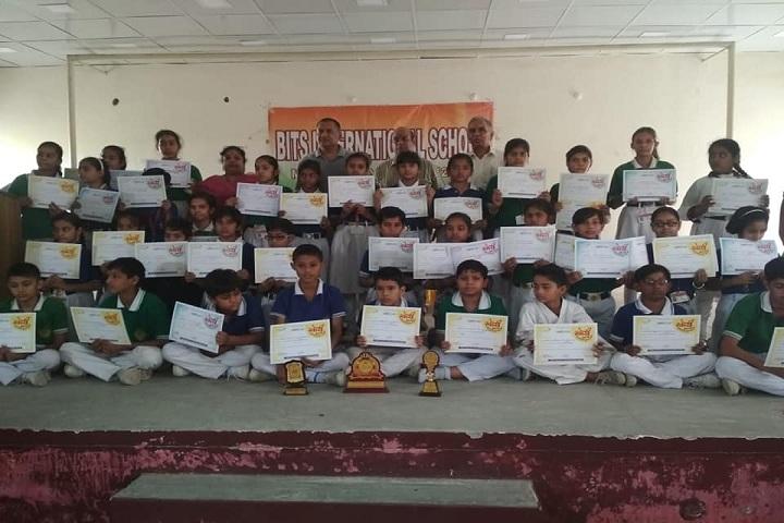 Bits International School-prize winners