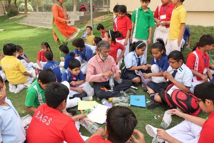Blue Angels Global School-Club Activity