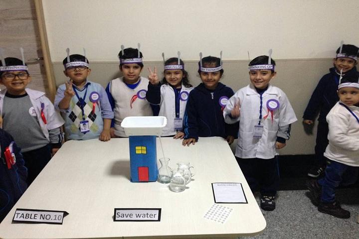 Blue Angels Global School-Experiment