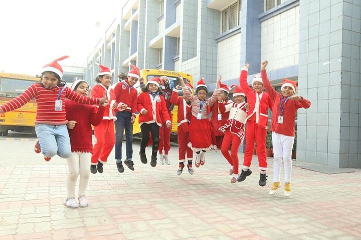 Blue Bells Model School-Christmasday Celebration