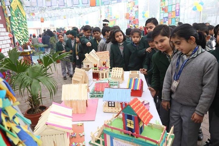 Blue Bells Model School-Science Exhibition