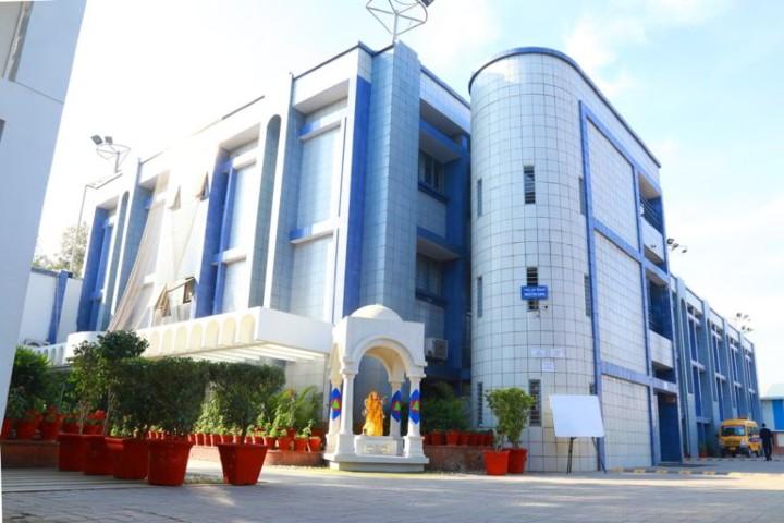Blue Bells Model School-school building
