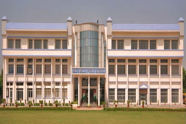 Blue Bell Public School-Campus