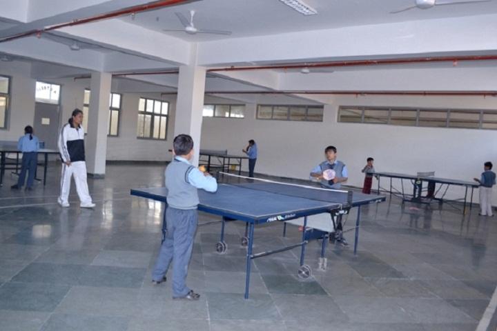 Blue Bell Public School-Indoor Sports