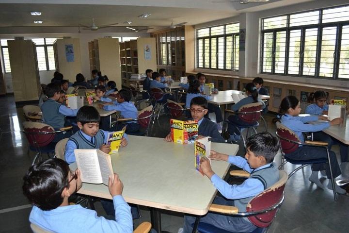 Blue Bell Public School-Library