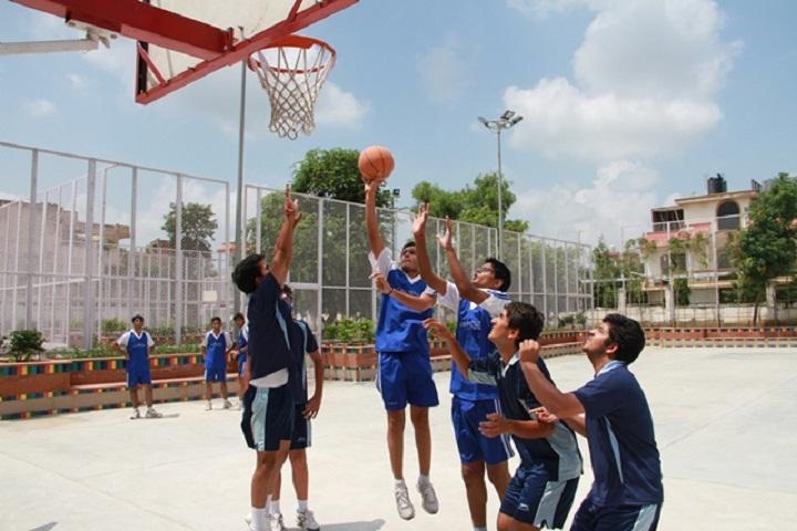 Blue Bell Public School-Outdoor Sports