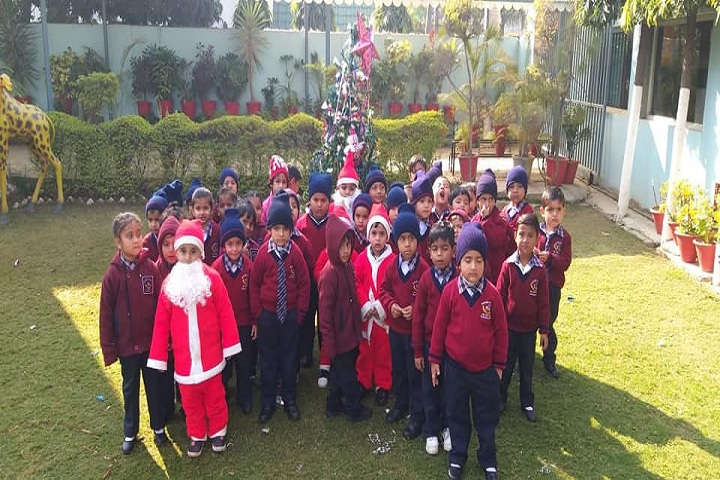 Blue Bells School-Christmas Celebration