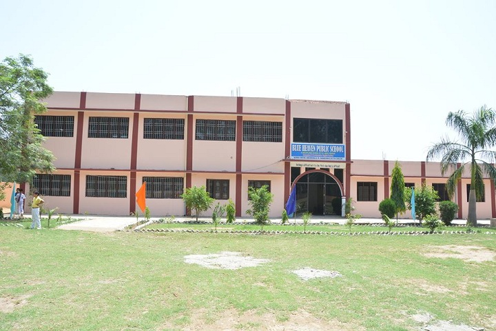 Blue Heaven Public School-campus