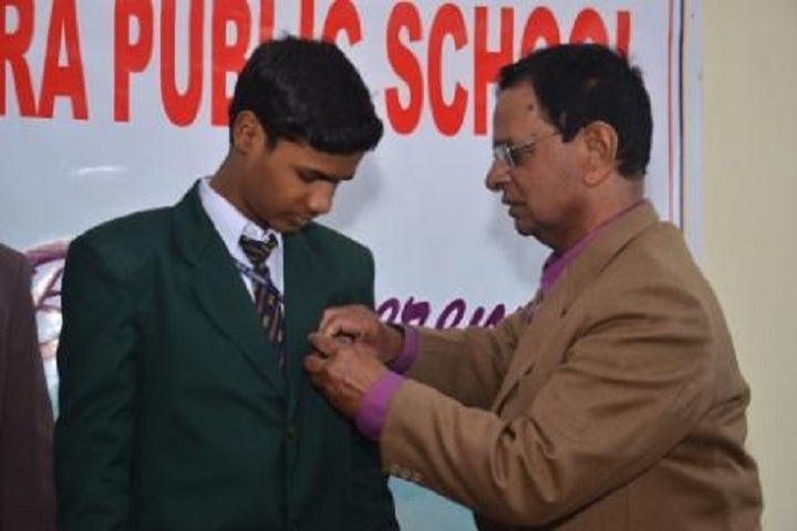 Bohra Public School-Batch Ceremony