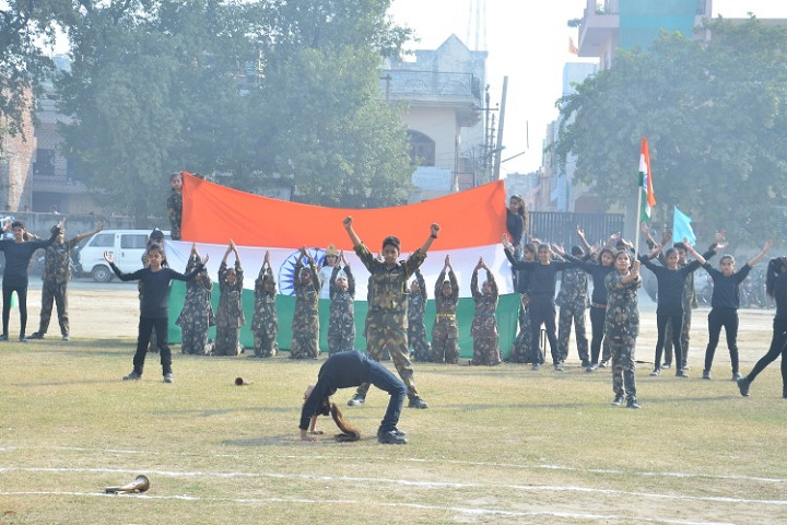 Bohra Public School-Sports Day