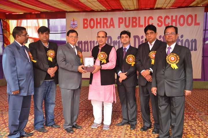 Bohra Public School-Prize Distribution