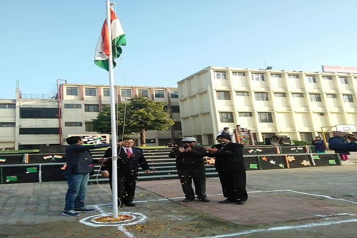 Bohra Public School-Republic Day