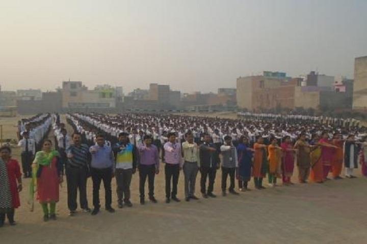 Bohra Public School-Swacch Bharat