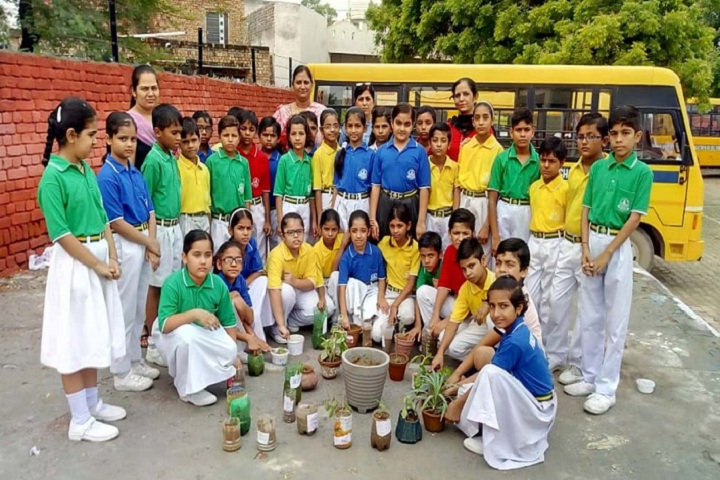 Brahamleen Swami Amar Devji Memorial Panch Tirth Public School-Plantation