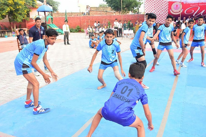 Brahamleen Swami Amar Devji Memorial Panch Tirth Public School-Sports kabbadi