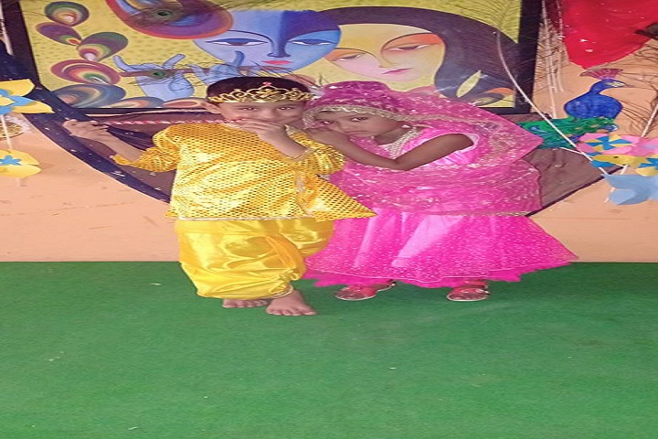 Brahmi Janta Senior Secondary School-Janmastami Celebration